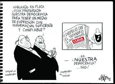 CASO CLARIN: TRIBUNAL INTERNACIONAL CONDENA AL ESTADO DE CHILE